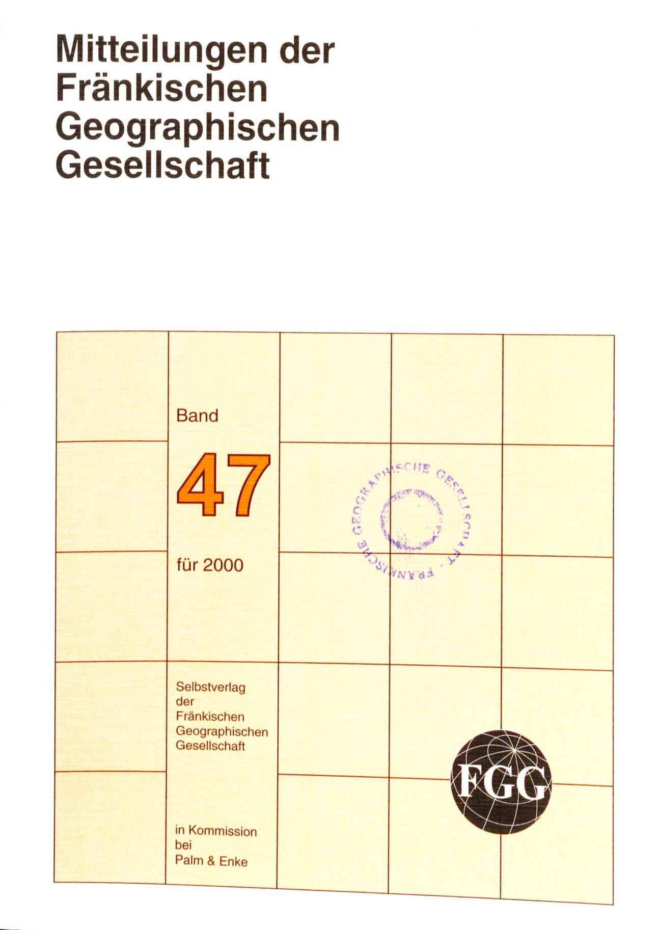 FGG Band 47