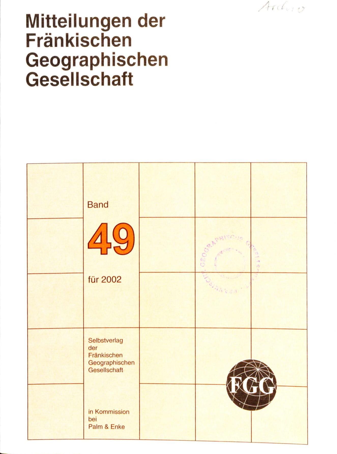 Band 49 für 2002